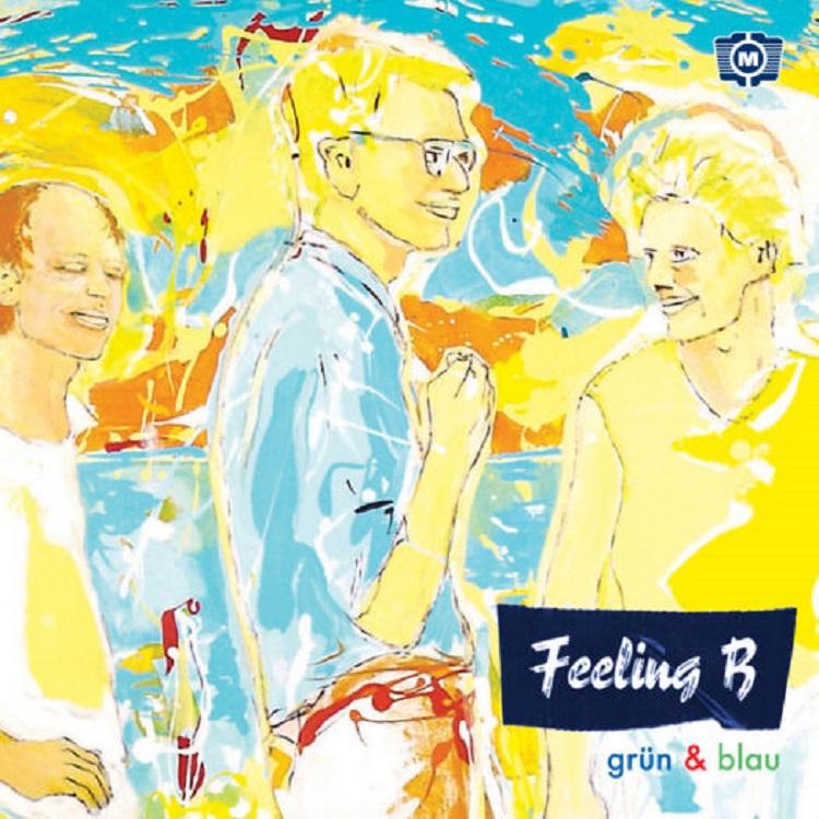 Feeling B - Grün & Blau