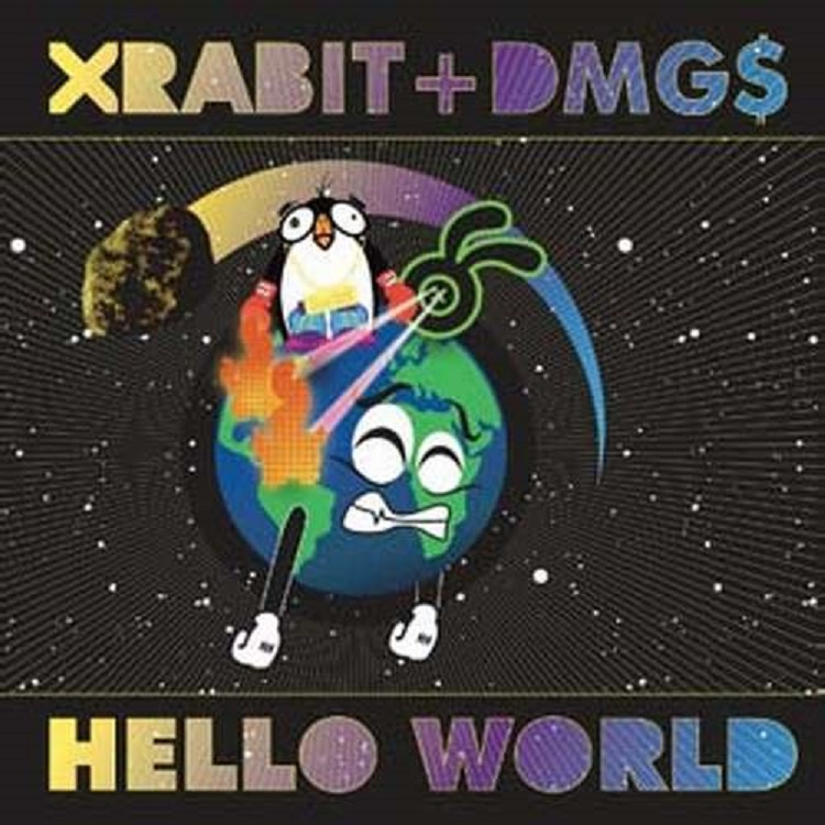 XRABIT & DMG$ - Hello World