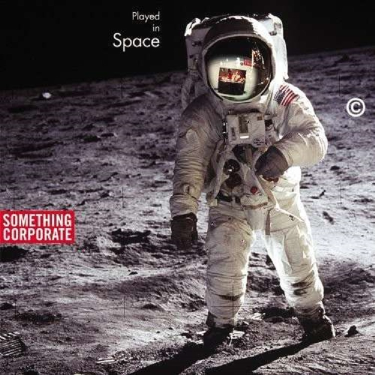 Something Corporate - Played In Space_The Best Of Something Corporate