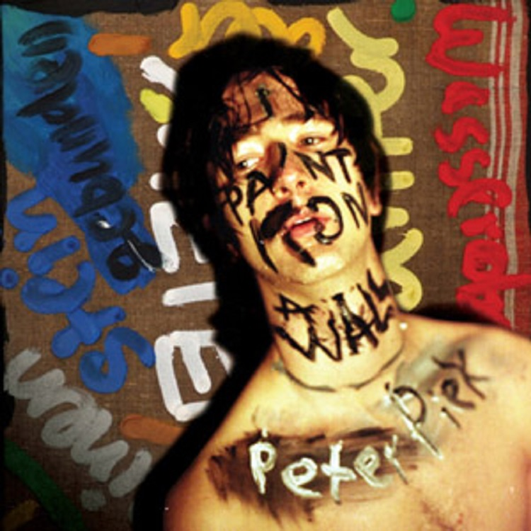 Peter Piek - I Paint It On A Wall