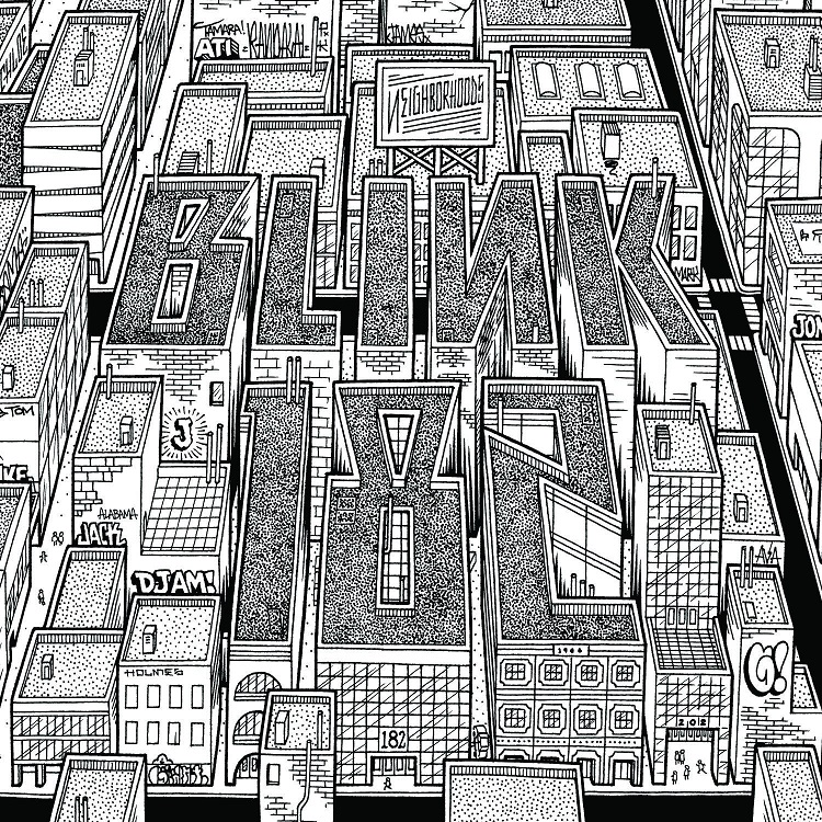 BLINK-182 - Neighborhoods