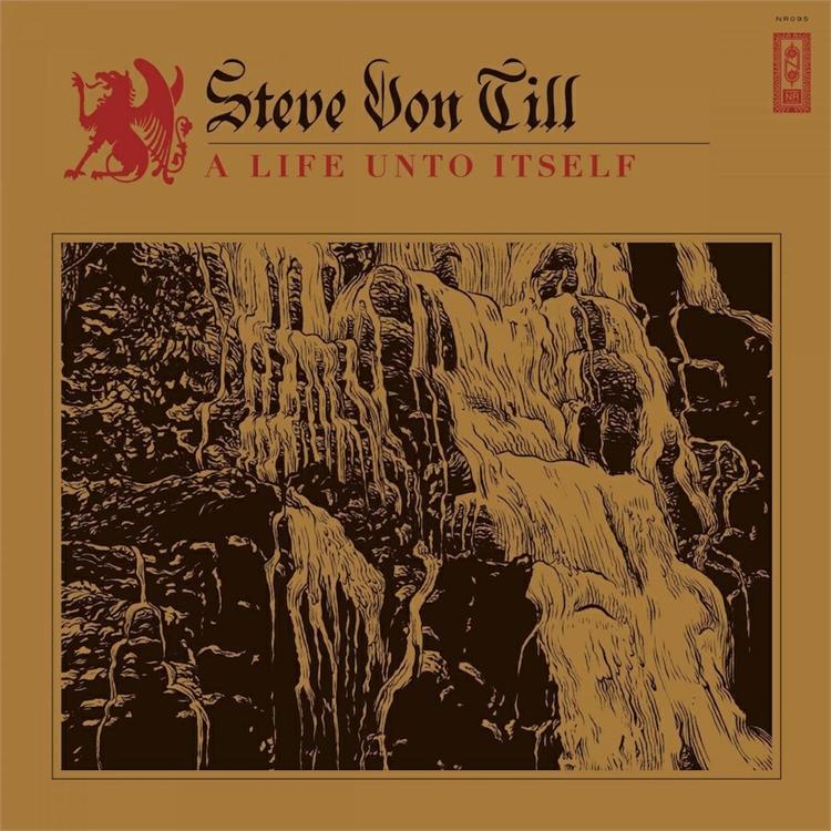 Steve von Till -A Life Unto Itself 750