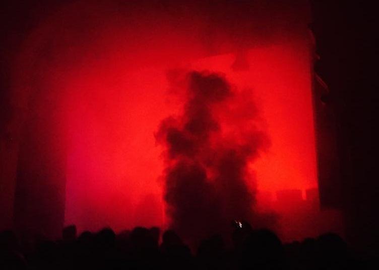 Sunn O Nebelwand