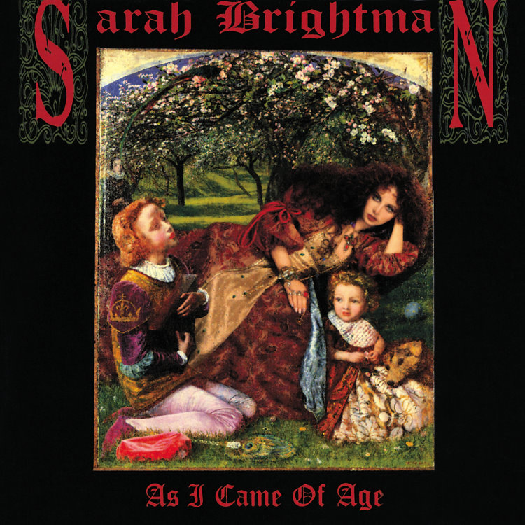 sarah brightman_as i came of age