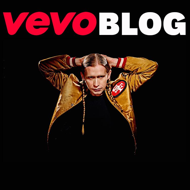 Vevo Blog Launch_Romano