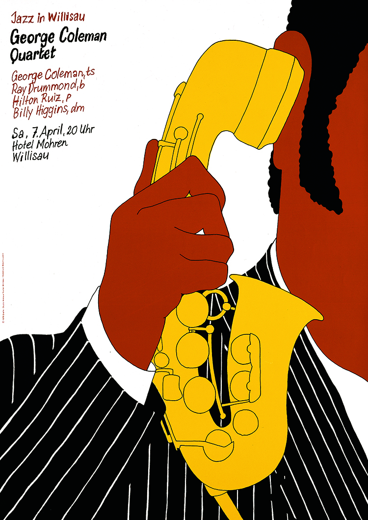 1979 George Coleman