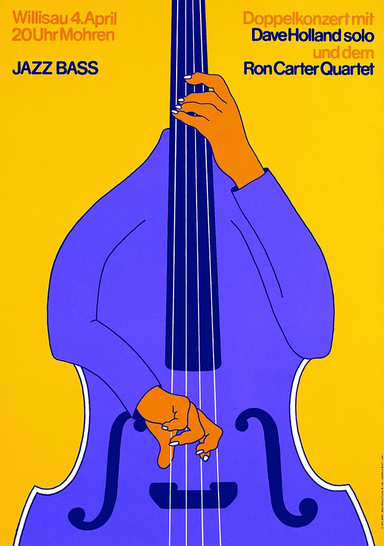 1981 Jazz Bass
