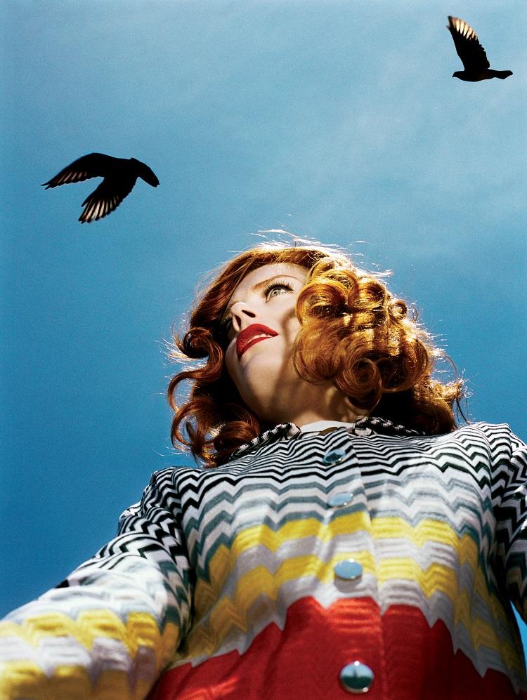 Alex Prager / W Magazine / courtesy Schirmer/Mosel