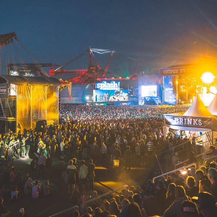 Splash! Festival 2015 - Freitag