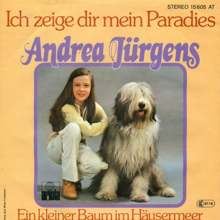 Andrea Jürgens - Ich zeige dir mein Paradies