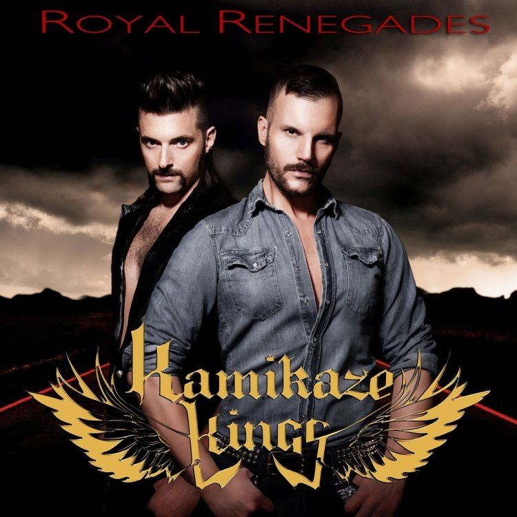 kamikaze kings - royal renegades