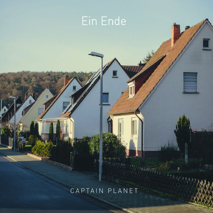 Captain Planet - Ein Ende - Cover
