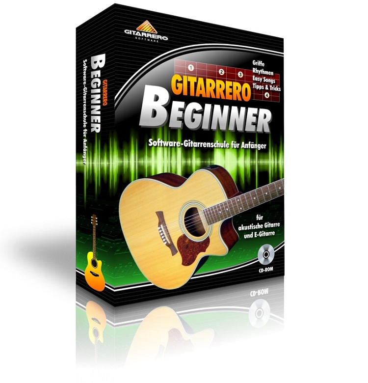 Gitarrero Beginner Box
