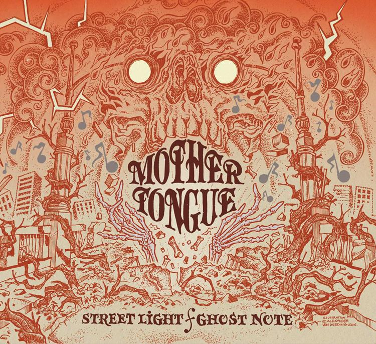 Mother Tongue Streetlight Ghost Note Fan Edition 750