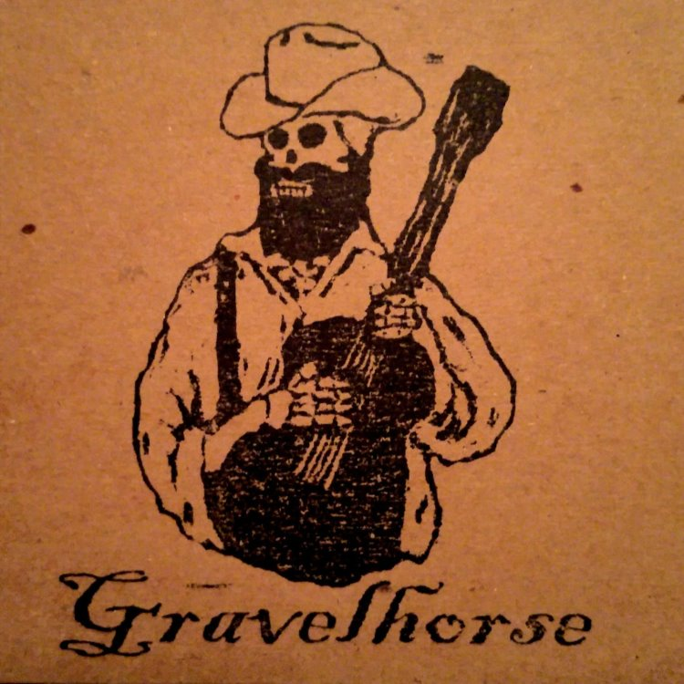 Huke Green - Gravel Horse