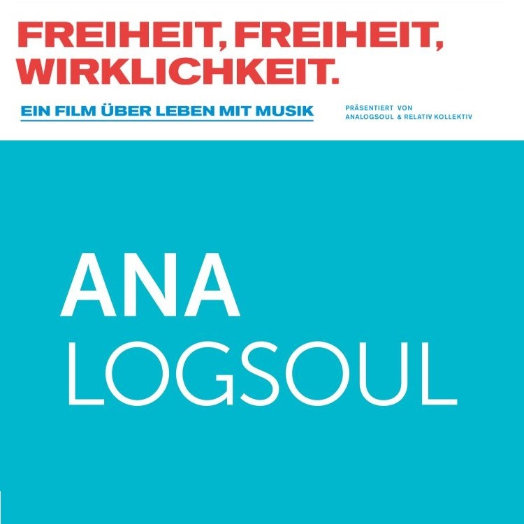 Analogsoul Filmplakat und Logo